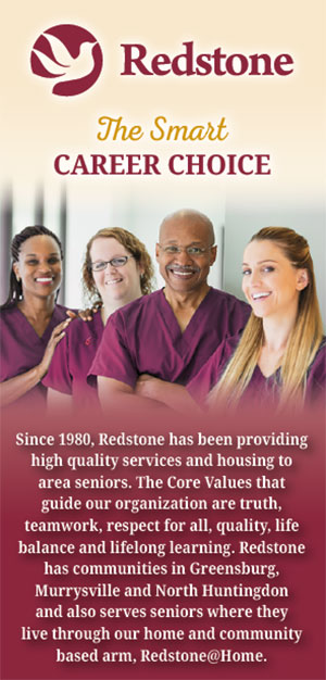 Redstone is the smart career choice