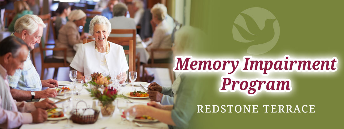 Memory Impairment Program - Redstone Terrace